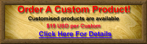 Order Custom Made Products