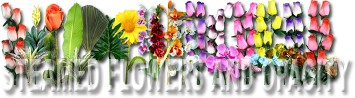 Stemmed Flowers and Plants